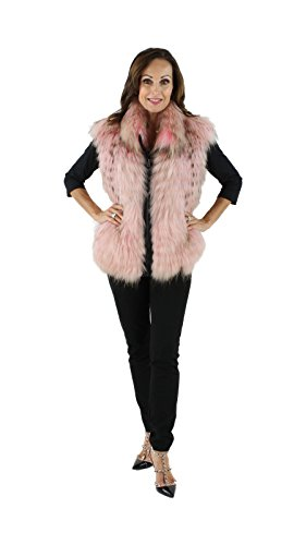 Day Furs Pink Finnish Raccoon (Finnish Raccoon)