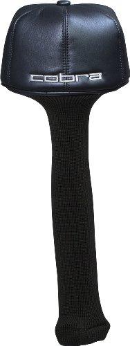 Puma Rickie Fowler Cat Patch gorro controlador headcover- nuevo para cabeza de 2015 Negro