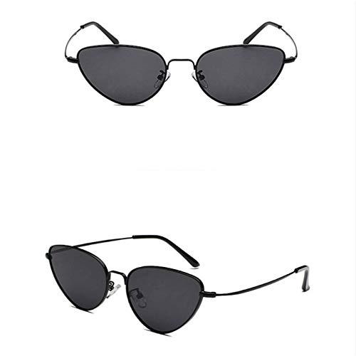 9bb2a7db0dd GAZEPO Retro Cat Eye Sunglasses Women Yellow Red Lens Sun glasses Fashion  Light Weight Sunglass for women Vintage Metal Eyewear: Amazon.in: Clothing  & ...