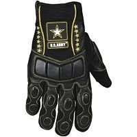 Power Trip US Army Tactical Gloves (X-LARGE) (BLACK)
