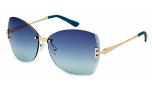 93715e6db5b Tory Burch Sunglasses - TY6030   Frame  Gold Lens  Teal Gradient - Buy  Online in Oman.