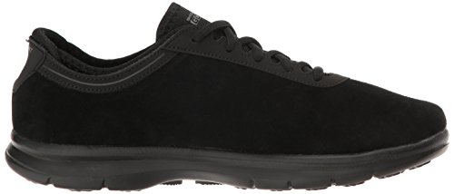 Skechers Womens Go Step-Inception Walking Shoe Black YB1h6