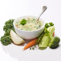 Low Carb Vegetable Soup (Hot Soup Mix - High Protein/Low Cal/Low Carb/Weight Loss (7ct.) (Country Chicken & Vegetable))