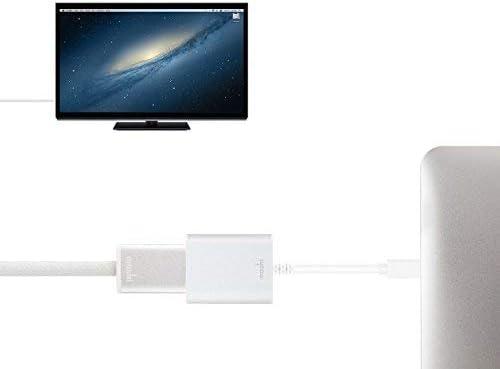 Moshi 99MO023208 Adaptateur Mini Display vers HDMI Blanc