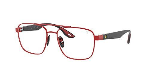 Ray-Ban Rx6467m Ferrari Collection Square Sunglasses
