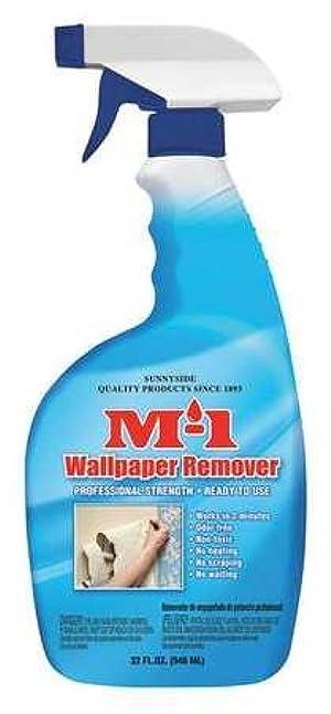 Liquid Wallpaper Stripper, 1 qt., Water