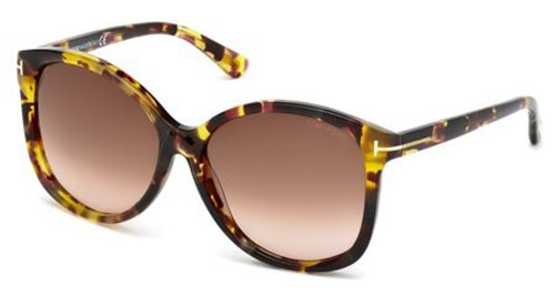 Tom Ford FT0275 Alicia Sunglasses 56B - Ford Tom Sunglasses Alicia