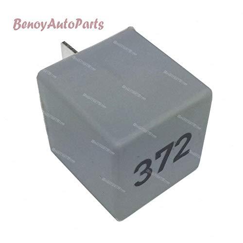 (Fincos 4D0951253 Fuel Pump Relay #372 for Audi 100 1992-1994 A4 1996-2001 A6 1995-2004 A8 for VW Passat B5 1998-2002)
