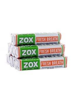 TheraBreath Zox haleine fraîche menthes par le Dr Katz