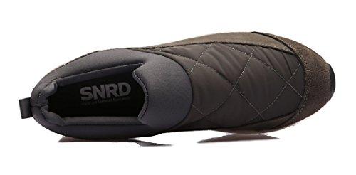 SNRD-162 Womens Padding Slip-on Gray 37mNDVTpN
