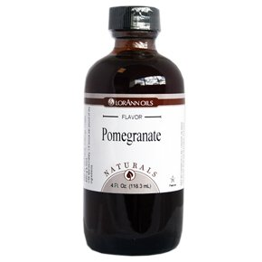 Natural Pomegranate Food Flavoring by LorAnn