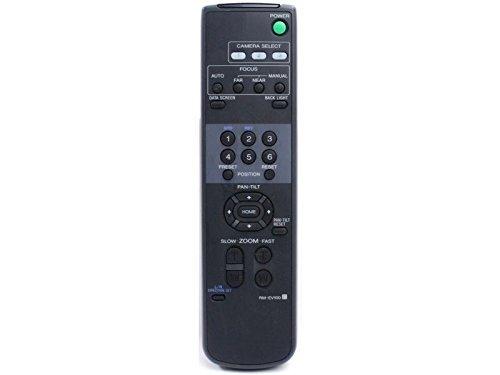 Neohomesales New Sony RM-EV100 IR Remote Control for PTZ Camera EVI-D100 EVI-D70 EVI-D100P EVI-D70P (Camera Sony Control)