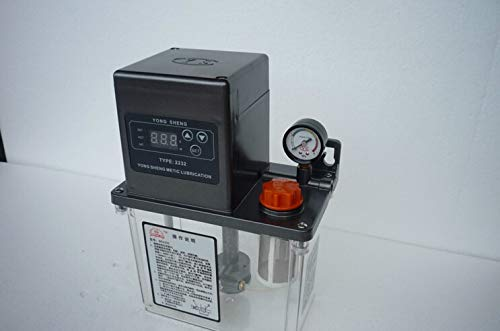 Pumps PING 2232-400T 4L liters electric lubrication pump machine lubrication pump injection pump automatic lubrication pump