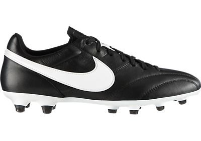 Picture of Nike Mens The Premier Soccer Cleat Black/Orange Blaze/Summit White