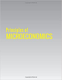 Principles of Microeconomics: OpenStax, Timothy Taylor