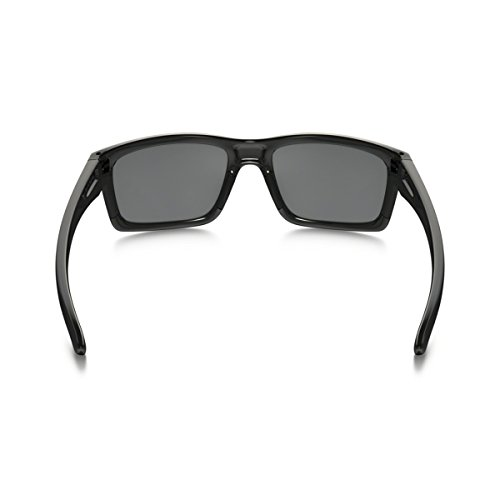 Noir Polished Lunettes Oakley Black Black de Iridium Mainlink Homme soleil PEXxqA4v