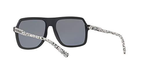 sol para inyectadas Exchange Armani Hombres hombre A Gafas de X BHqPxP