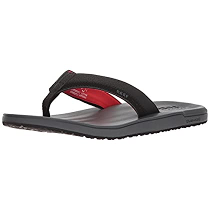 1c33d7acb026 Reef Men s Contoured Cushion Sandal (41-42 M EU   9 D(M) US