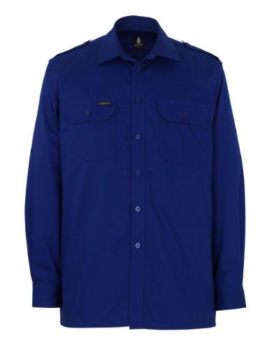 Mascot Alabama Shirt 37-38, kornblau, 00502-530-11