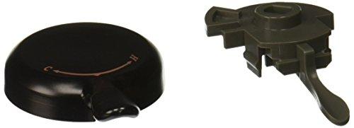 Delta Single Handle Lahara (Delta RP51307RB Lahara 17 Series Single Lever Handle Kit, Venetian Bronze)