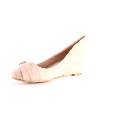 Womens High Heel Court High Heel Shoes new Designer shoes Beige - Beige H6m87zyDDO