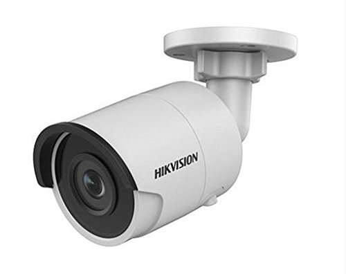 Hikvision 3MP Ultra-Low Light Network Bullet Camera DS-2CD2035FWD-I 2.8mm Fixed Lens H.265 Outdoor IP67 Weaterproof Security Surveillance Camera Support Upgrade