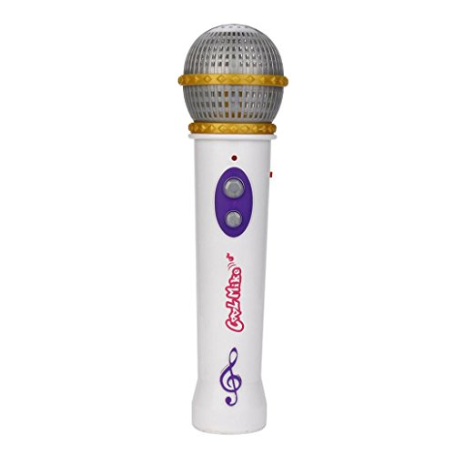 Girls Boys Microphone Mic Karaoke Singing Kid Funny Gift Music Developmental Toy