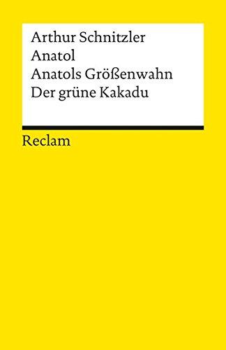 Title: ANATOL/ANATOLS GROSSENWAHN/DER