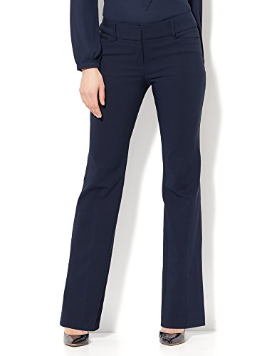 Nice New York & CO. 7Th Avenue Petite Pant - Bootcut All-Season Stretch hot sale