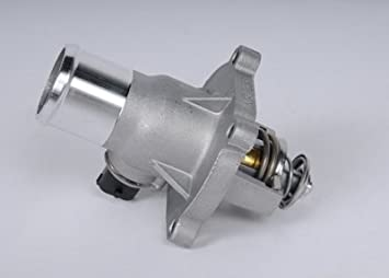Engine Coolant Thermostat//Water Inlet Assembly ACDelco GM Original Equipment