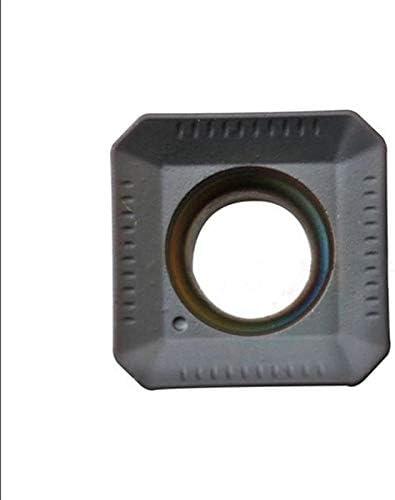 WITHOUT BRAND 10pcs SEKT1204 AFTN LT30 Fräseinsatz Carbide Fräsen Drehen Werkzeuge Einsätze Sekt1204 Klinge Cutter CNC-Bearbeitung