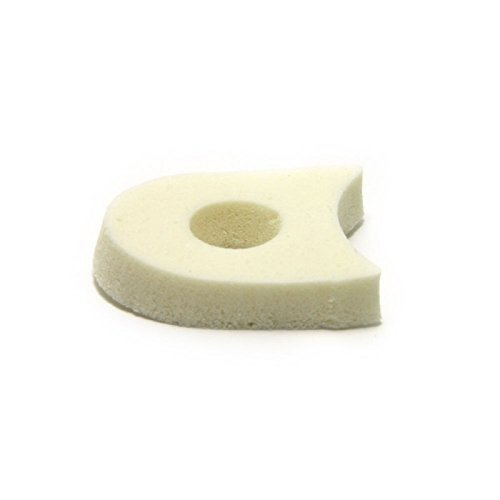 Dr. Jills Toe Seperators Thick 1/4'' Foam, 100 Pieces by Dr. Jill's (Image #1)