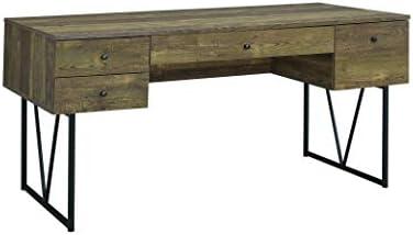 Coaster Home Furnishings Analiese 4-drawer Writing Desk