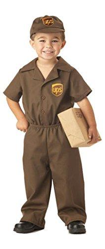 Ups Guy Costume - Toddler Costume - Toddler