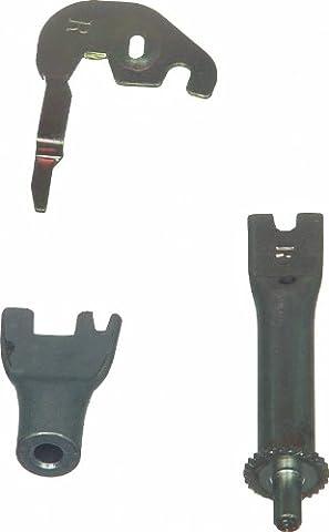 Wagner H2625 Rear Right Drum Brake Self Adjuster Repair Kit (1999 Saturn Sl2 Rear Brake Shoes)