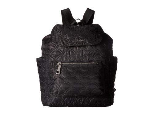 MARC JACOBS(マークジェイコブス) レディース 女性用 バッグ 鞄 バックパック リュック Easy Matelasse Backpack - Black [並行輸入品]   B07JX6P5ZW