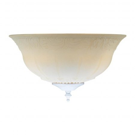 12 in ceiling fan bowl glass fixture etched white semi flush ceiling fan bowl glass fixture etched white aloadofball Choice Image