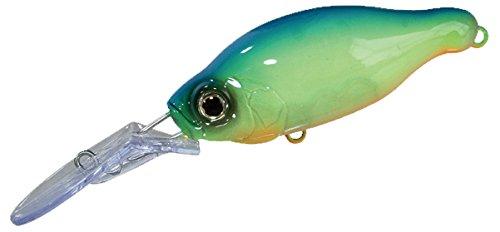 Gan Craft Crankbait BACRA150 63mm 1//2ozClass Insidious range1.5m Blue Back Lime 11 Lure