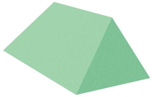 Coated Wedge Patient Positioning Sponge, 45° Wedge, 20-1/4'' x 10'' x 7''
