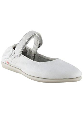 Softinos Vrouwen Val363sof Ballerinasreeks Wit