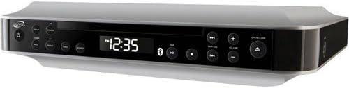 iLive Bluetooth Under The Cabinet Kitchen Clock Radio