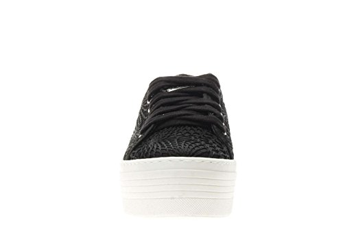 Guess Sneaker Mujer Sumy F/Do Alto Cm 4 Merletto Black_39