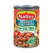 Nalley Original Vegetarian Chili with Beans - 15 oz. can, 24 per case by Pinnacle Foods