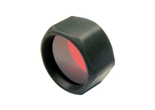 SureFire Slip On Red Filter for SureFire Flashlights with 1.125-Inch Diameter Bezels