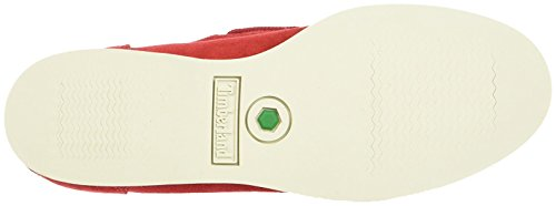 Timberland Mocassino Vela  Rosso EU 37.5 (US 6.5)
