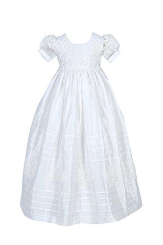 Alencon Lace Gown - 5