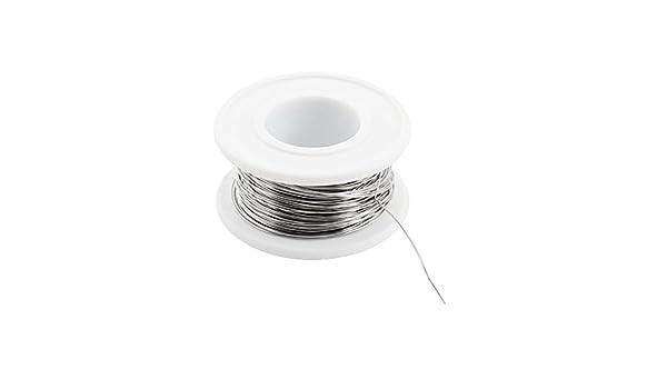 50Meter AWG27 0, 35 millimetri filo lega di nichel di rame riscaldamento Bobine resistore - - Amazon.com