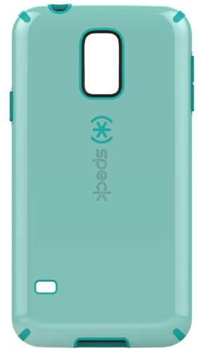 Speck Products Samsung Galaxy S5 CandyShell Case - Aloe Green/Caribbean Blue