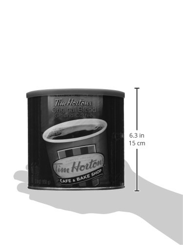Tim Hortons 100% Arabica Medium Roast Original Blend Ground Coffee, 32.8 Ounce by Tim Hortons (Image #5)