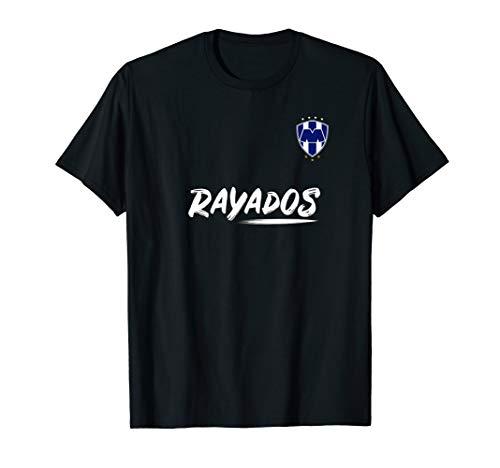 3e4f80bd1 Club de Futbol Monterrey T-shirt Rayados Mexico Soccer Team